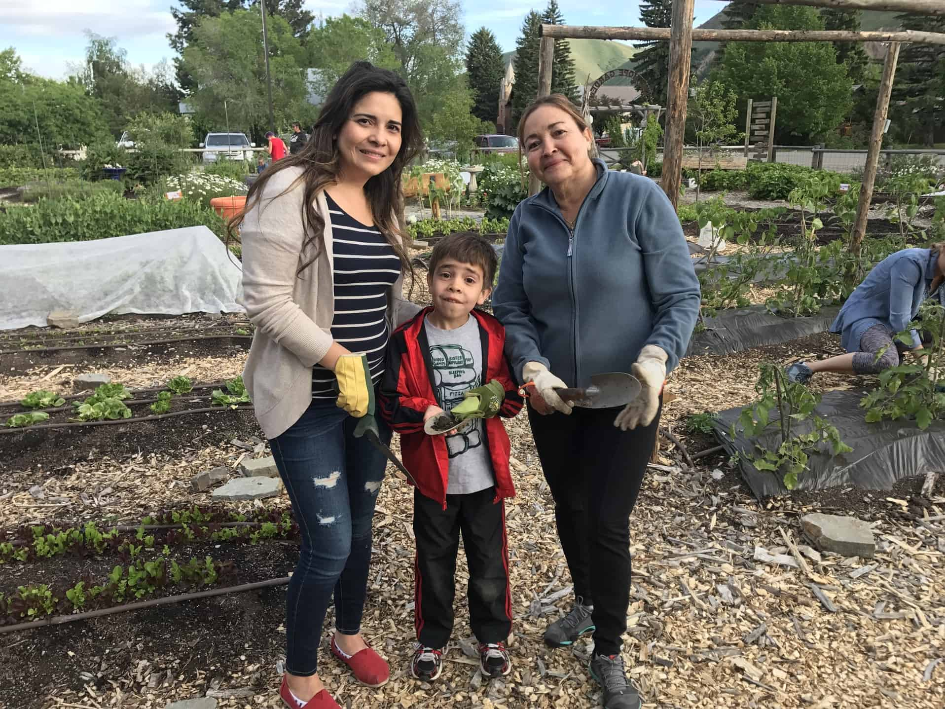 Volunteer for Veggies - Hope